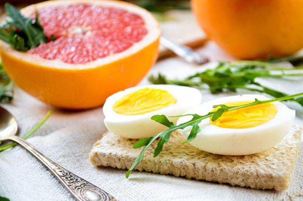 perderai peso mangiando solo uova